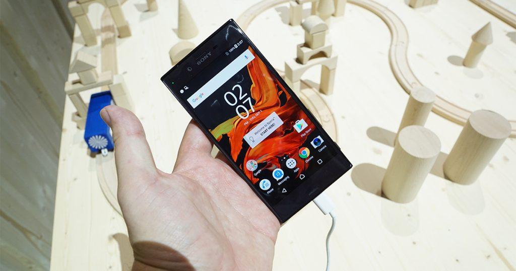 Sony Xperia XZ und X Compact auf der IFA 2016 präsentiert