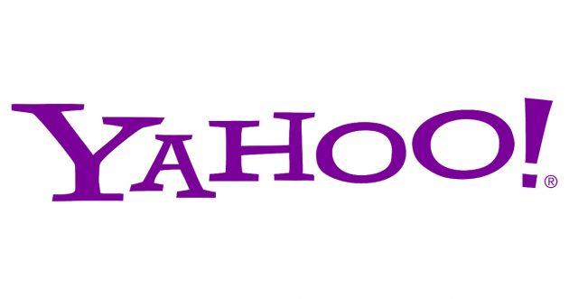 Das Logo von Yahoo