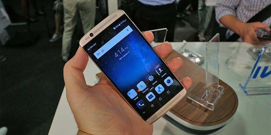 IFA 2016: Das ZTE Axon 7 Mini ist ein Smartphone mit Dolby Atmos-Unterstützung