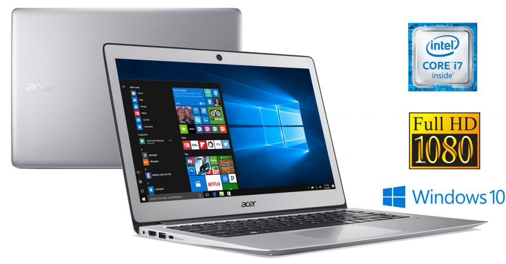 Acer Swift3 – Elegantes Ultrabook mit 14-Zoll-Display