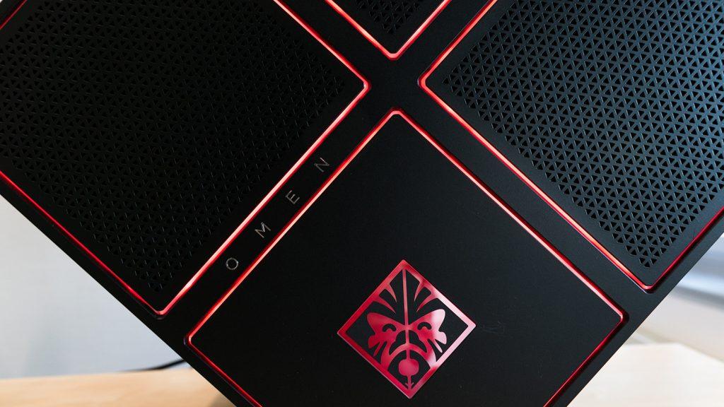 HP OMEN X 900 im Test – Ein Würfel, sie alle zu knechten?