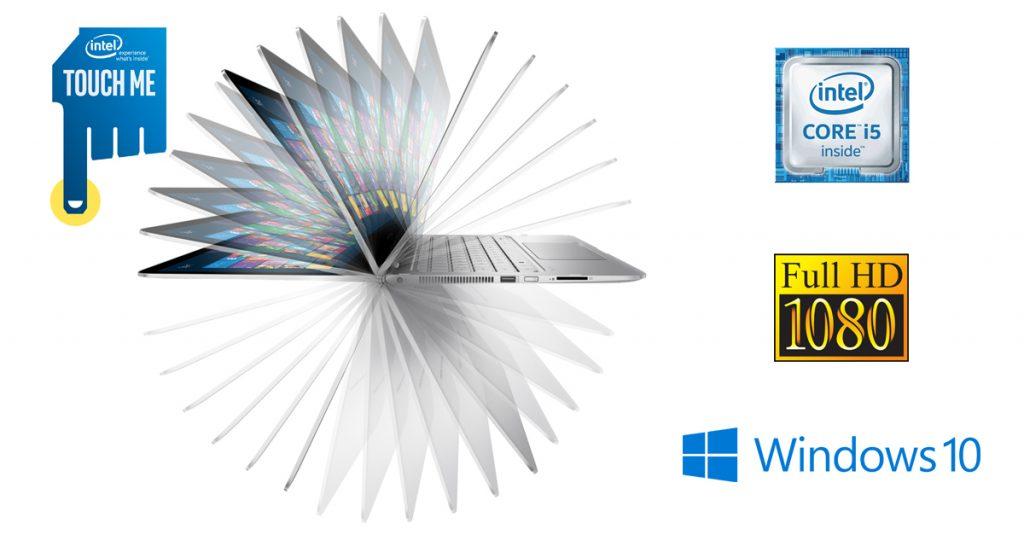 Test: HP Spectre x360 13-4151ng mit FullHD-Display und Intel Core i5-Prozessor