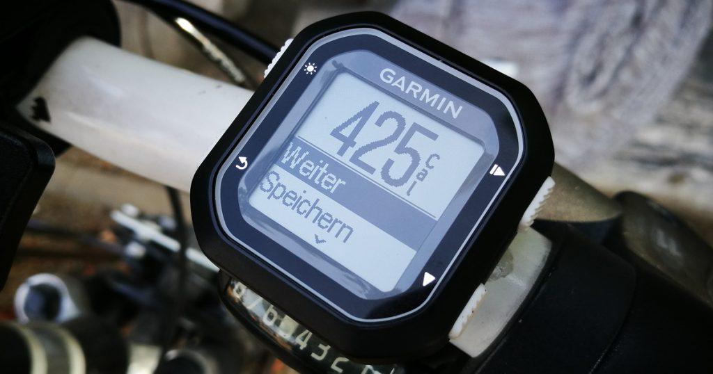 Im Test: Der Garmin Edge 25 ist ein funktionaler Fahrradcomputer – nicht nur für Outdoor