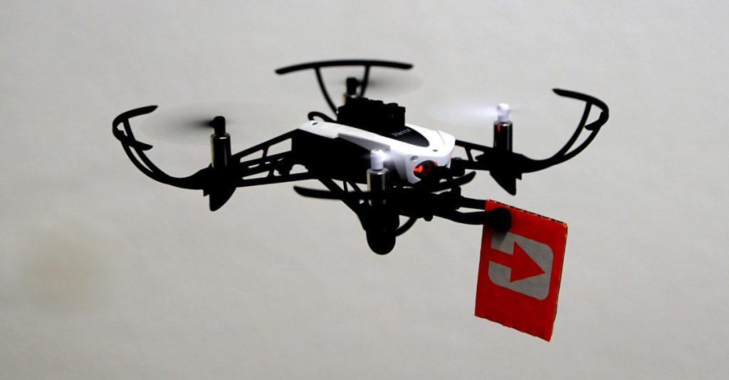 Test Parrot Mini Drone Mambo: Tanze Mambo mit mir