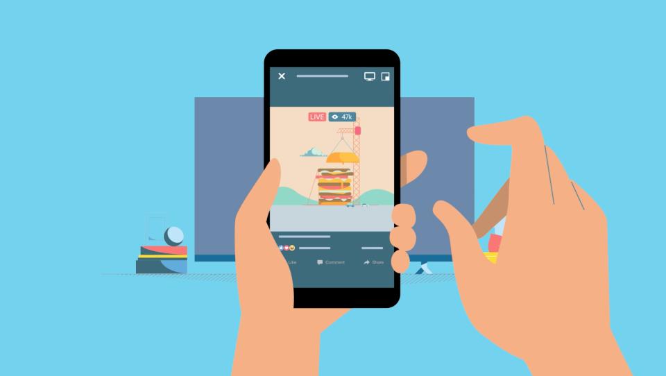 Facebook lässt euch Videos auf den TV streamen