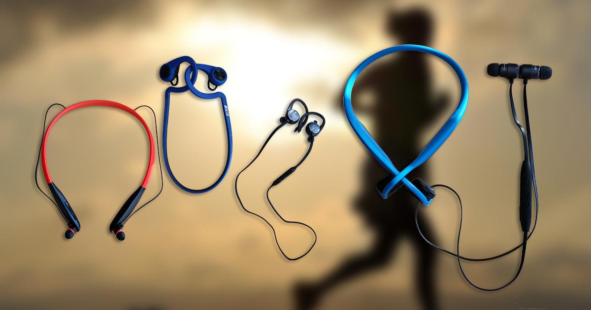Bluetooth Sport-Kopfhörer im Test