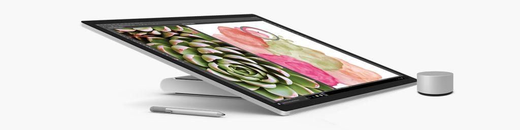 Microsoft Surface Studio vorgestellt: Schön, stark und teuer
