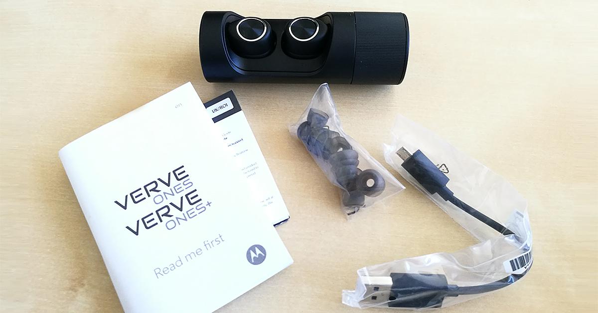 Bluetooth-Kopfhörer: Motorola VerveOnes im Test