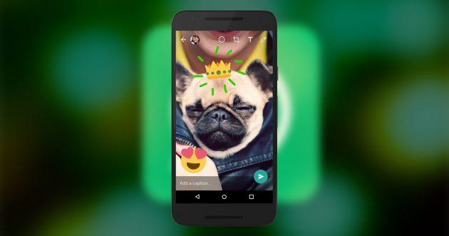WhatsApp stellt neue Kamera-Features vor