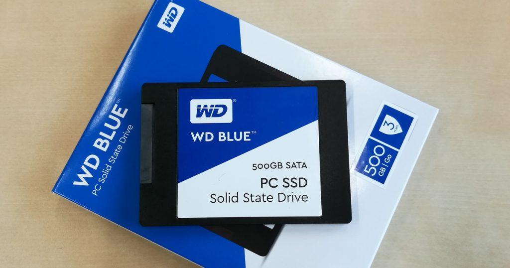 WD Blue 500GB SSD im Test: Gelungener SSD-Einstieg?