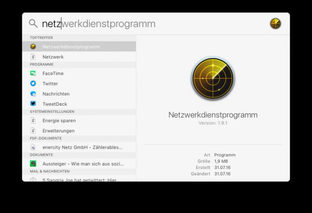 mac-wlan-geschwindigkeit-netzwerkdienstprogramm-aufrufen