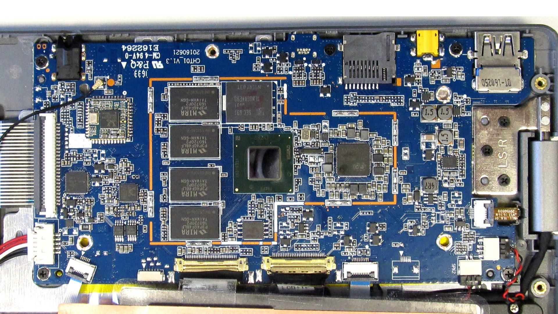 SOC-Modul (CPU/Grafik/RAM)