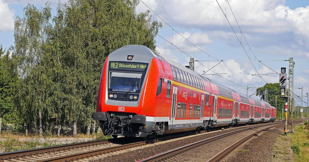 Die Bahn will kostenloses WLAN in die Regionalzüge bringen