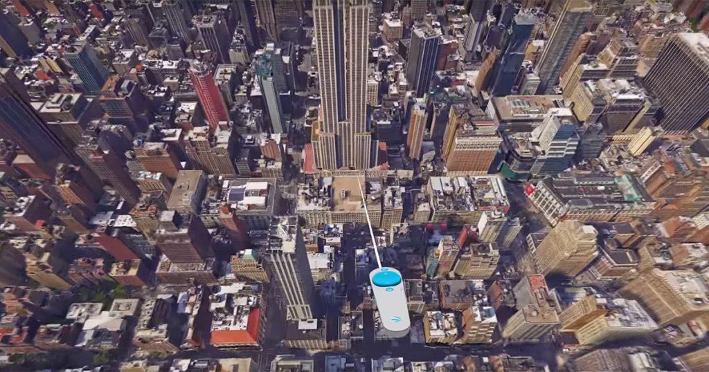 Earth VR: Mit Google die Welt in virtueller Realität erkunden
