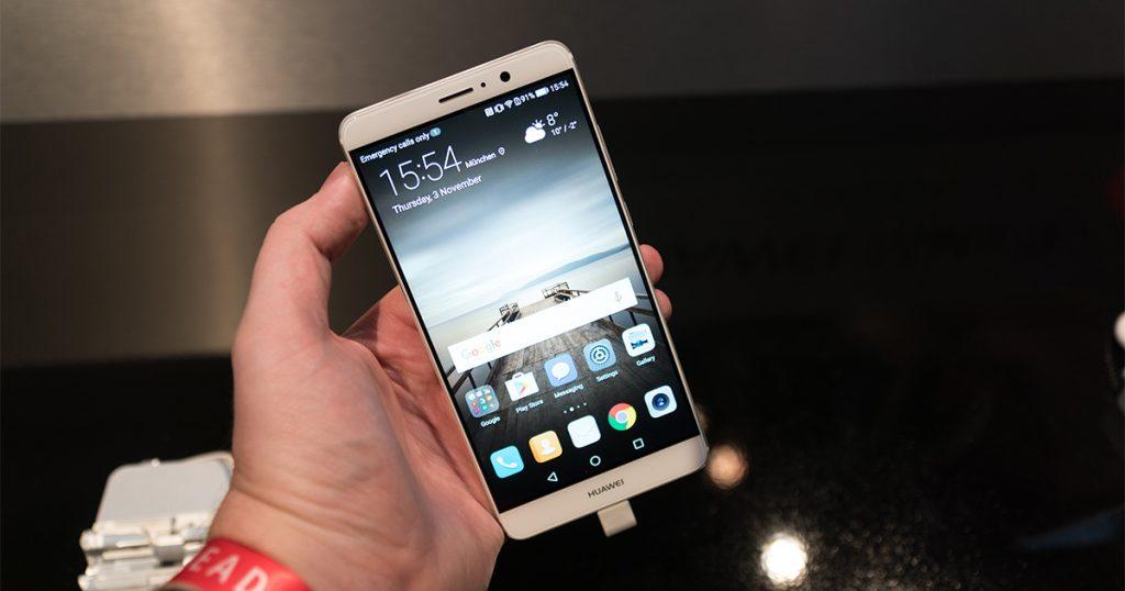 Huawei will in zwei Jahren Apple überholt haben