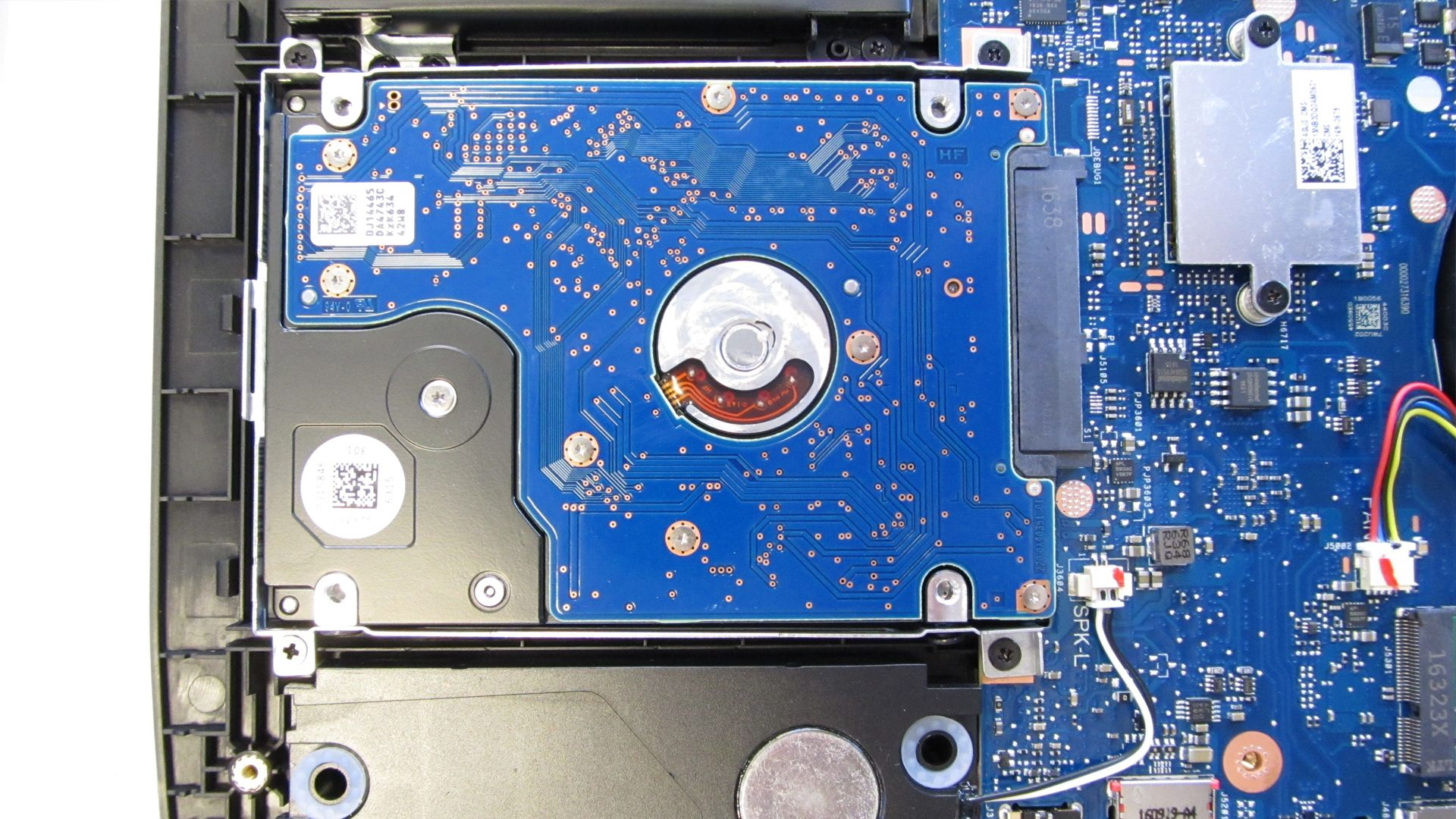2,5 Zoll Festplatte