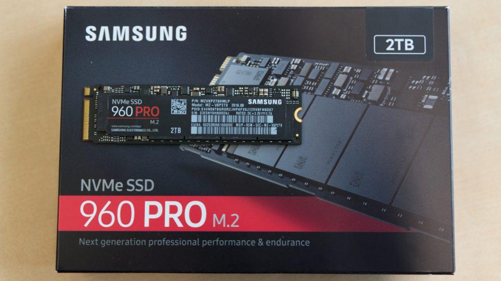 Samsung SSD 960 PRO im Test – mehr Speed, alte Probleme