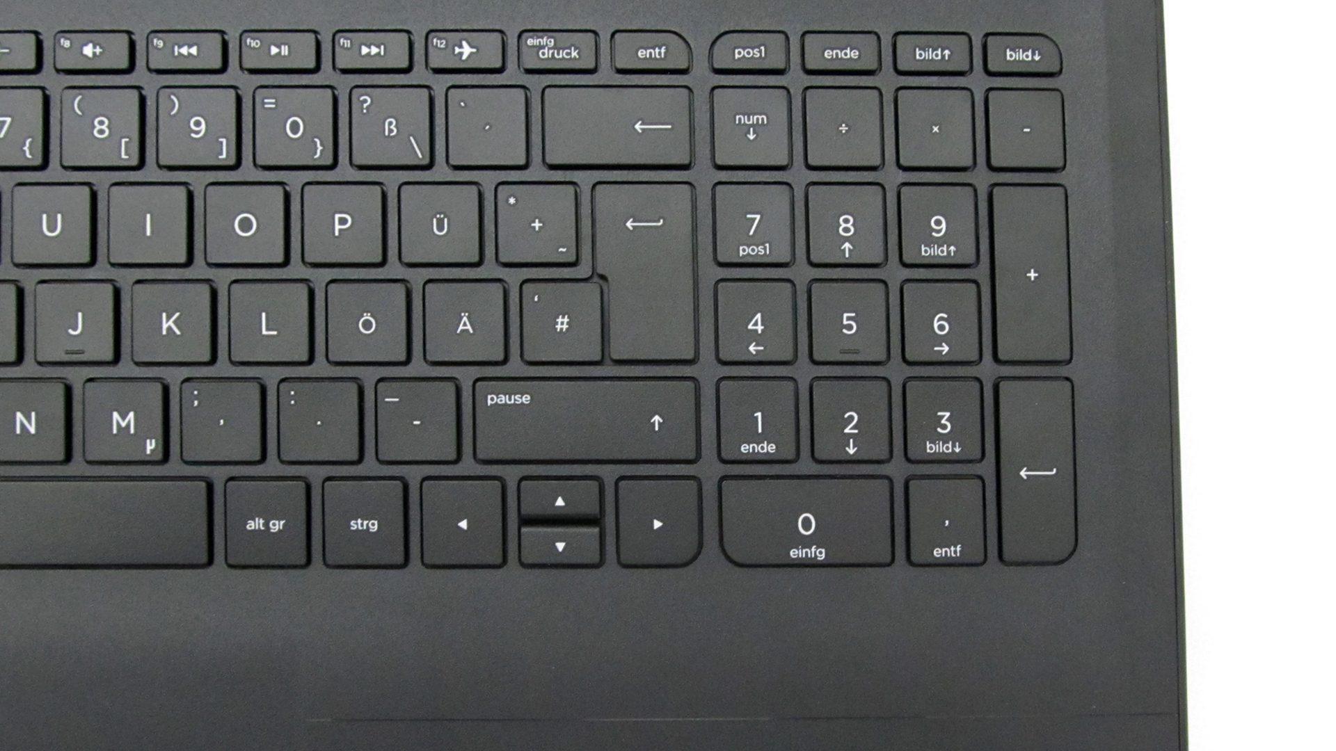 HP 15-ba048ng Tastatur_3