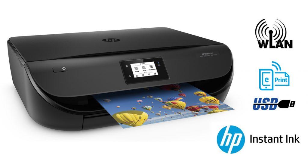HP Envy 4521 – Günstiger All-in-One Duplexdrucker mit Instant Ink im Kurztest