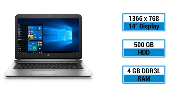 HP ProBook 440 G3 P5R93EA