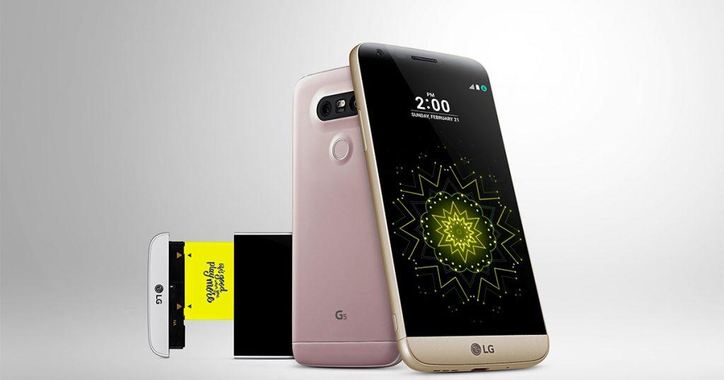 iFixit-Ranking: Das LG G5 lässt sich am einfachsten reparieren