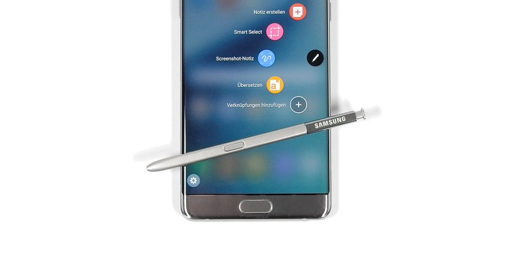 Bekommt das Samsung Galaxy S8 S Pen-Unterstützung?