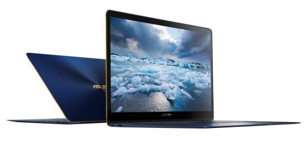 CES 2017: ASUS Zenbook 3 Deluxe