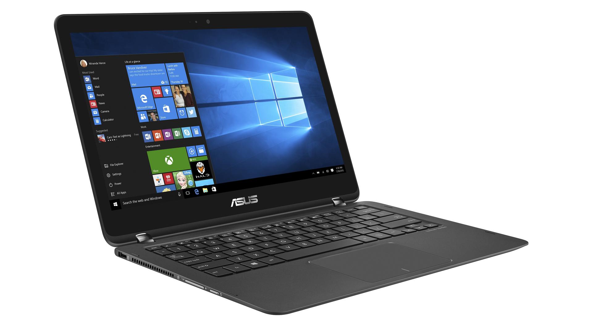 Convertible Notebook Von Asus Im Test Laptop Lenovo Ideapad 330s 14ikb Brid Ux360uak Bb284t Zenbookansichten 7