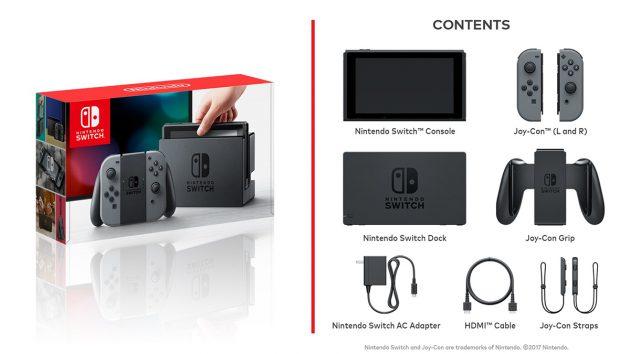 Das kann die neue Spielekonsole Nintendo Switch
