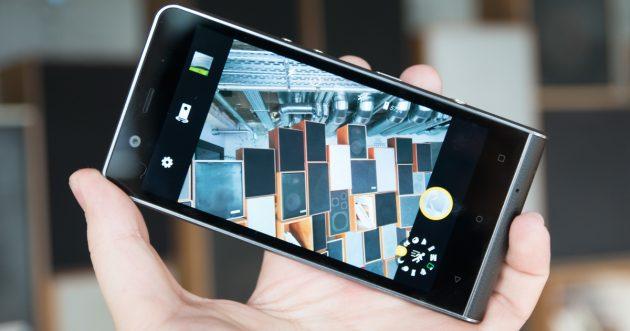 Kodak Ektra Smartphone im Test