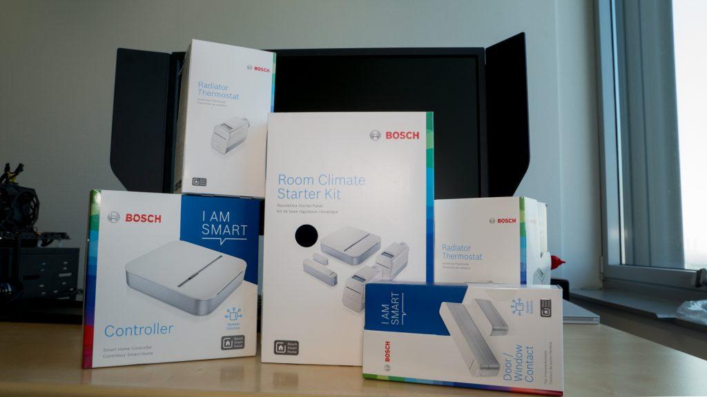 Ausprobiert: Bosch Smart Home Raumklima Starterset