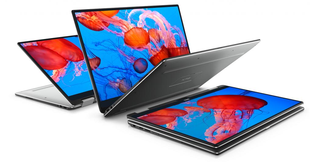 CES 2017: Dell mit neuem XPS 13 2-in-1 und Ultraschlankem 27″ Display