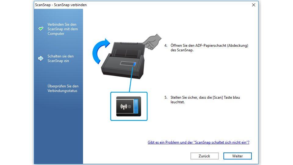 Fujitsu ScanSnap iX500 Installations-SW_2