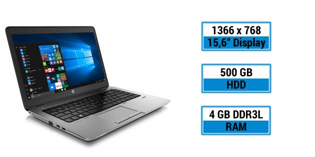 HP EliteBook 755 G3 T4H59EA