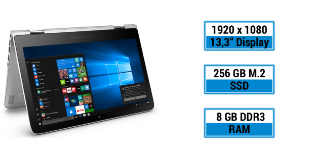 HP Spectre Pro x360 G2 V1B03EA