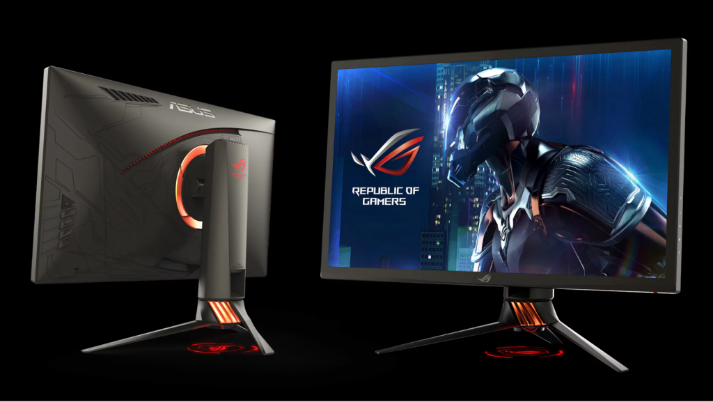 CES 2017: ASUS mit neuen ROG Gaming Displays