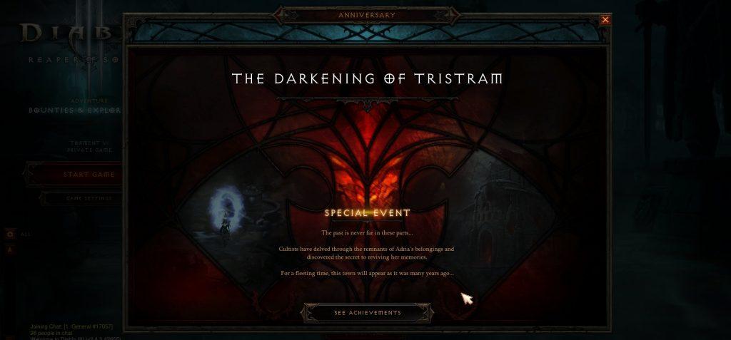 Diablo 3: Jubiläums Update mit Diablo 1 Event und DirectX 11
