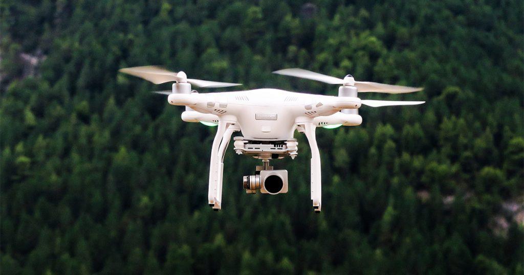 Neue Regeln für den Betrieb von Drohnen