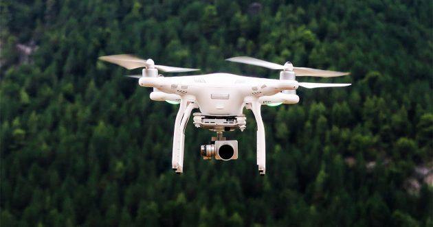 Rechtliche Bestimmungen zum Betrieb von Drohnen