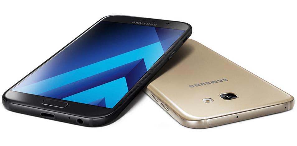 Samsung Galaxy A3 und Galaxy A5 offiziell vorgestellt