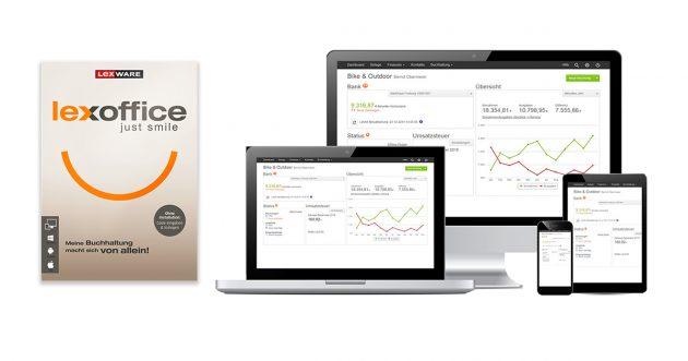 Lexware Lexoffice - cloudbasierte Lösung für Buchhaltung