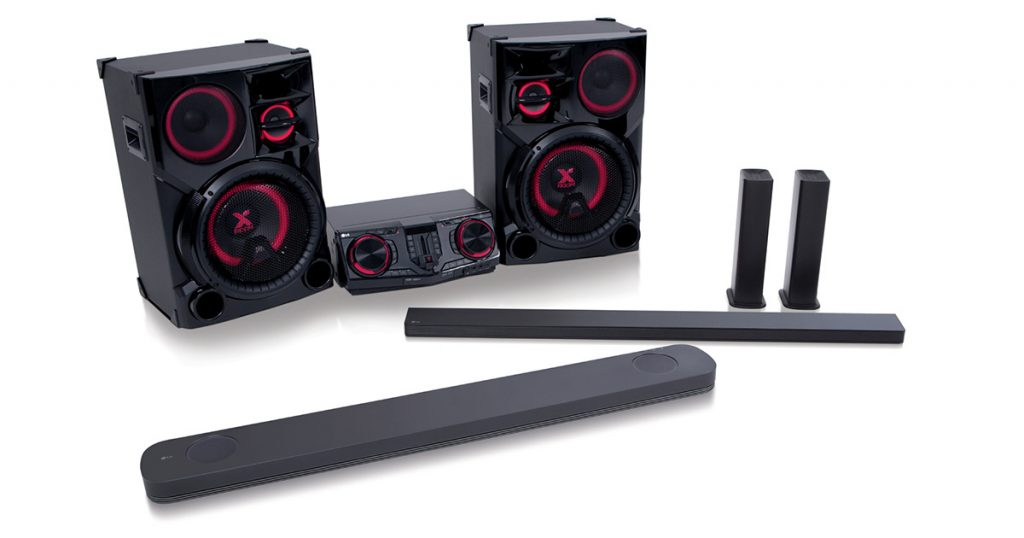 CES  2017: LG stellt neue TV-Soundbars vor