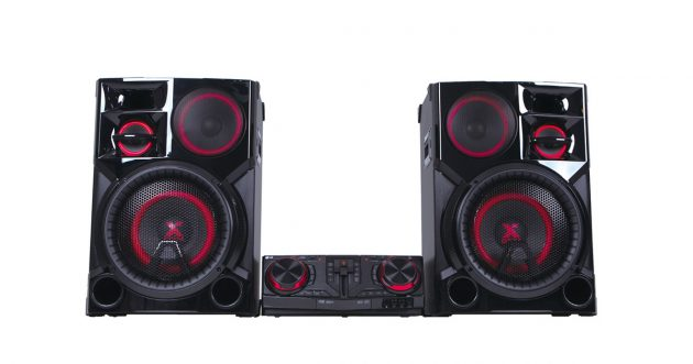 CES 2017: LG stellt Sound-System CJ 98 vor