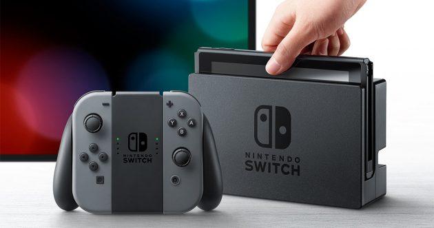 Spielekonsole Nintendo Switch erscheint am 3. März