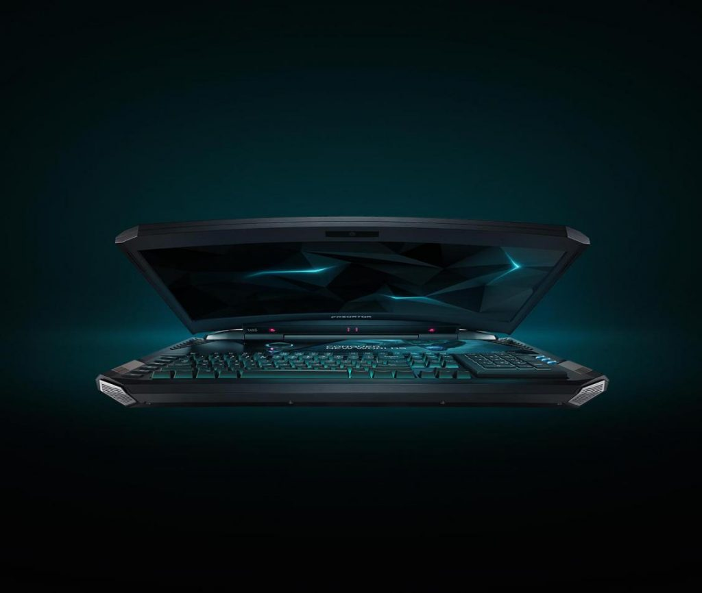 CES 2017: Acer mit neuen Predator High-End Gaming Notebooks