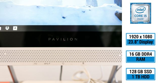 HP Pavilion All in one Touch 24 Zoll