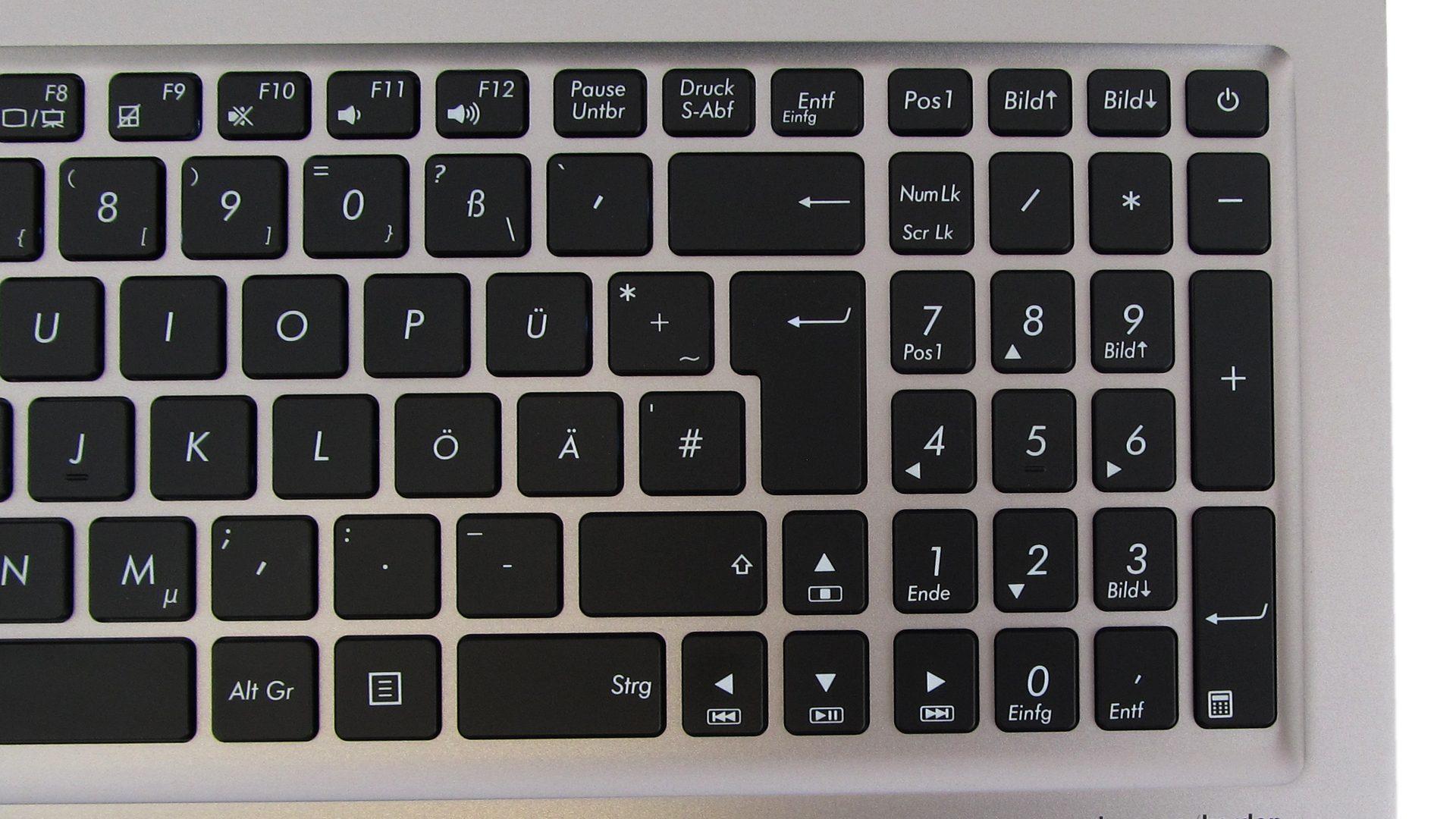ASUS UX510UW-CN058T Tastatur_3