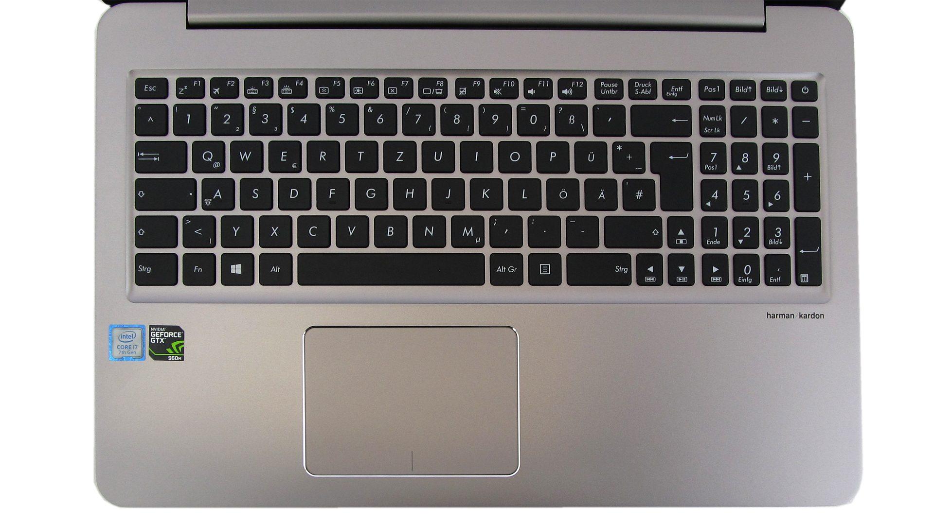ASUS UX510UW-CN058T Tastatur_5
