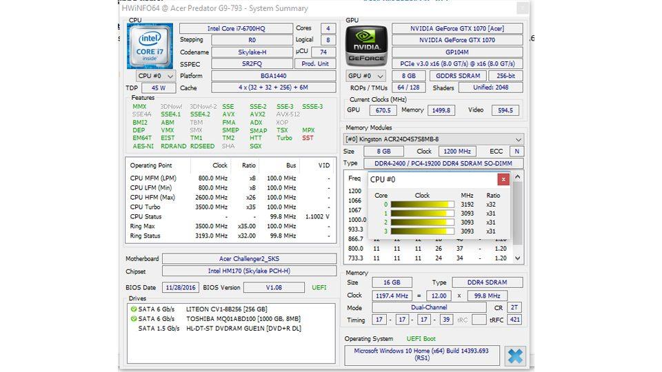 Acer Predator 17 G9-793-79NC Hardware_8