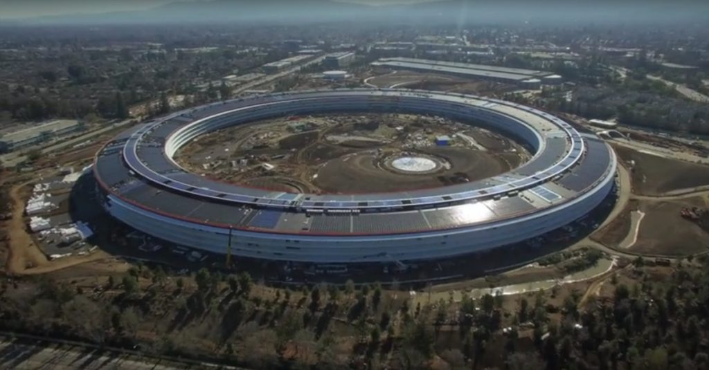 Apple Campus 2: Video zeigt Apples Headquarter kurz vor der Vollendung